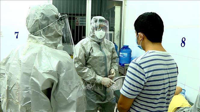 Phát hiện 2 ca dương tính virus nCoV đầu tiên tại TP Hồ Chí Minh