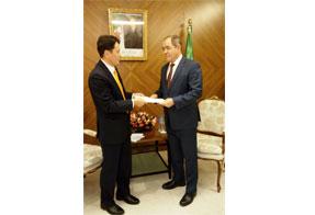 Thúc đẩy hợp tác nhiều mặt Việt Nam - Algeria