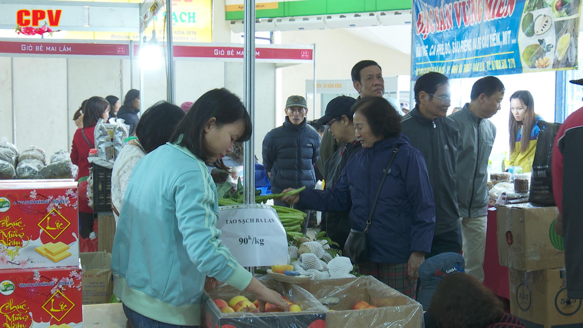 Hội chợ Xuân Canh Tý 2020 - Nơi hội tụ tinh hoa đất Việt