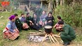 Quân và dân vùng cao Lào Cai rộn ràng đón Xuân