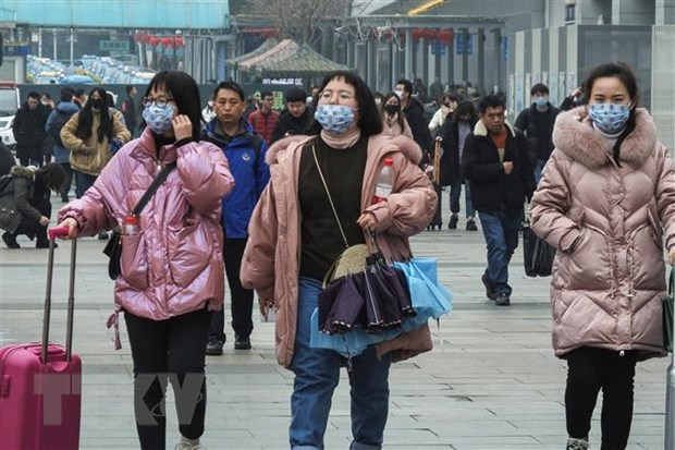 Trung Quốc xác nhận ca tử vong thứ 2 ngoài vùng dịch