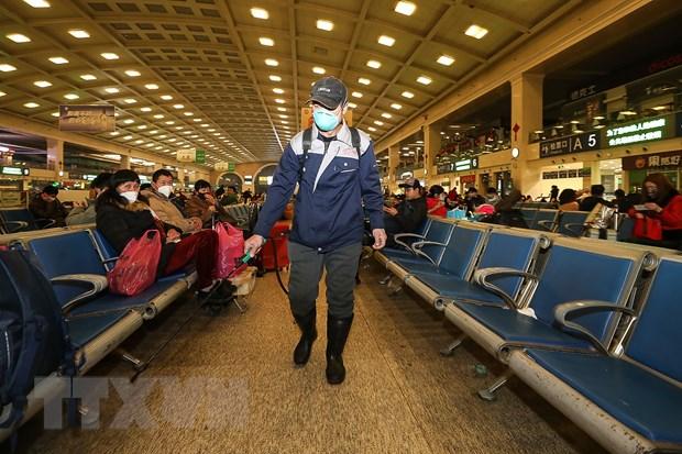 Trung Quốc Đã có 830 trường hợp nhiễm bệnh, 25 người tử vong do virus corona