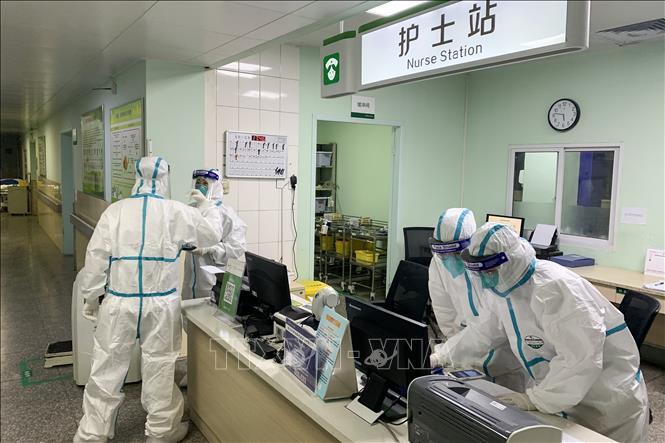 Dịch bệnh viêm phổi do virus corona 41 trường hợp tử vong