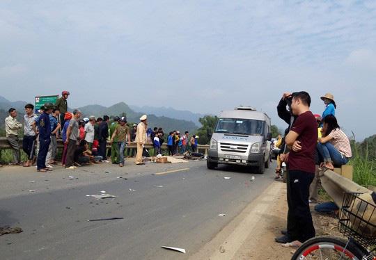 Số người bị thương giảm nhưng tăng số người chết vì tai nạn giao thông