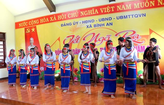 Hướng đi mới cho vùng đồng bào Cor ở Quảng Ngãi