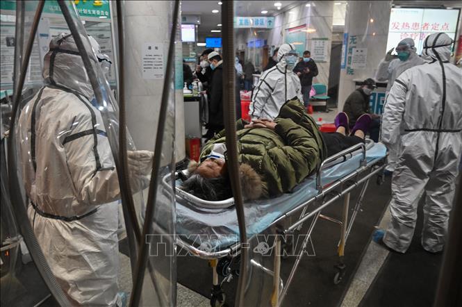 Số người tử vong tại Trung Quốc tăng lên 80 người