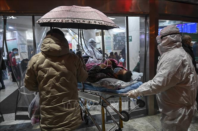 Số ca tử vong do virus corona lên tới 106 người