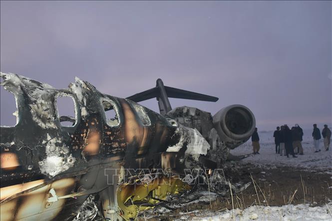 Lầu Năm Góc xác nhận máy bay quân sự Mỹ rơi tại Afghanistan