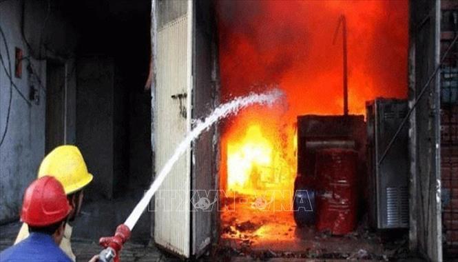 Hỏa hoạn tại Pakistan Ít nhất 11 người thiệt mạng