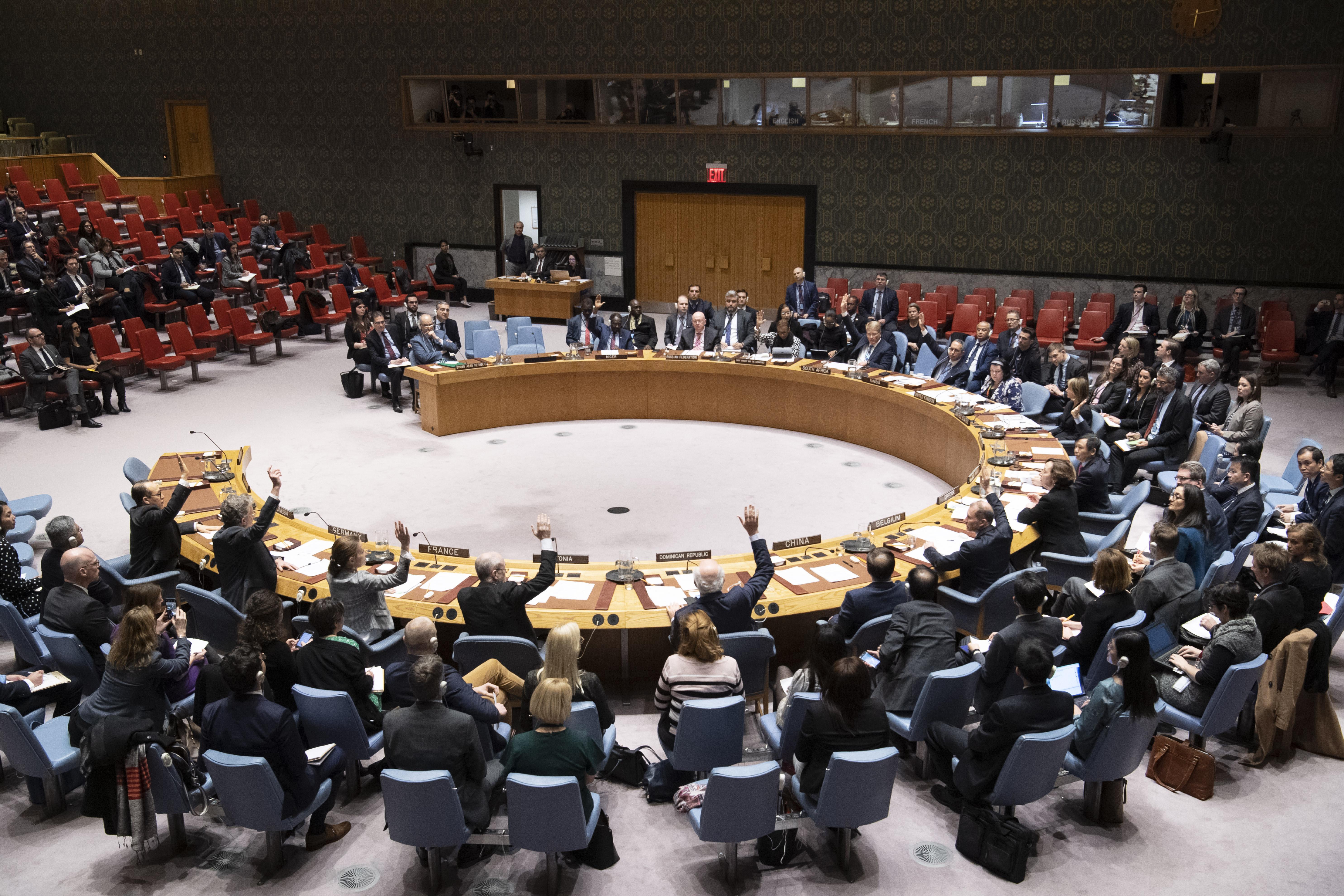 Việt Nam đảm nhận thành công cương vị Chủ tịch Hội đồng Bảo an Liên hợp quốc tháng 1 2020