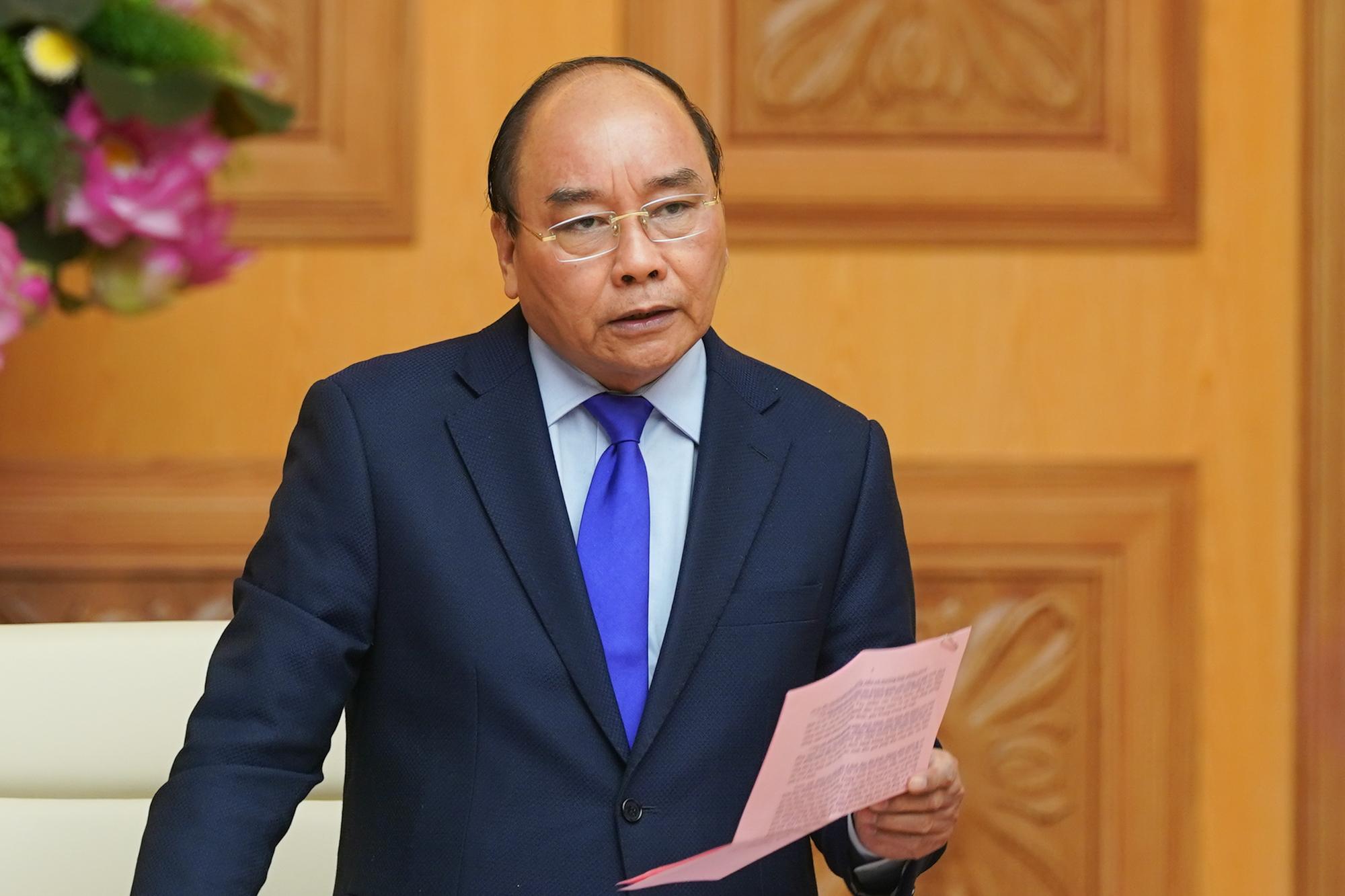 Thủ tướng ra công điện tăng cường phòng, chống dịch Corona