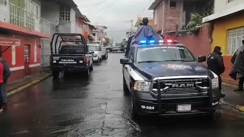 Mexico 9 người bị bắn chết bên máy đánh bạc