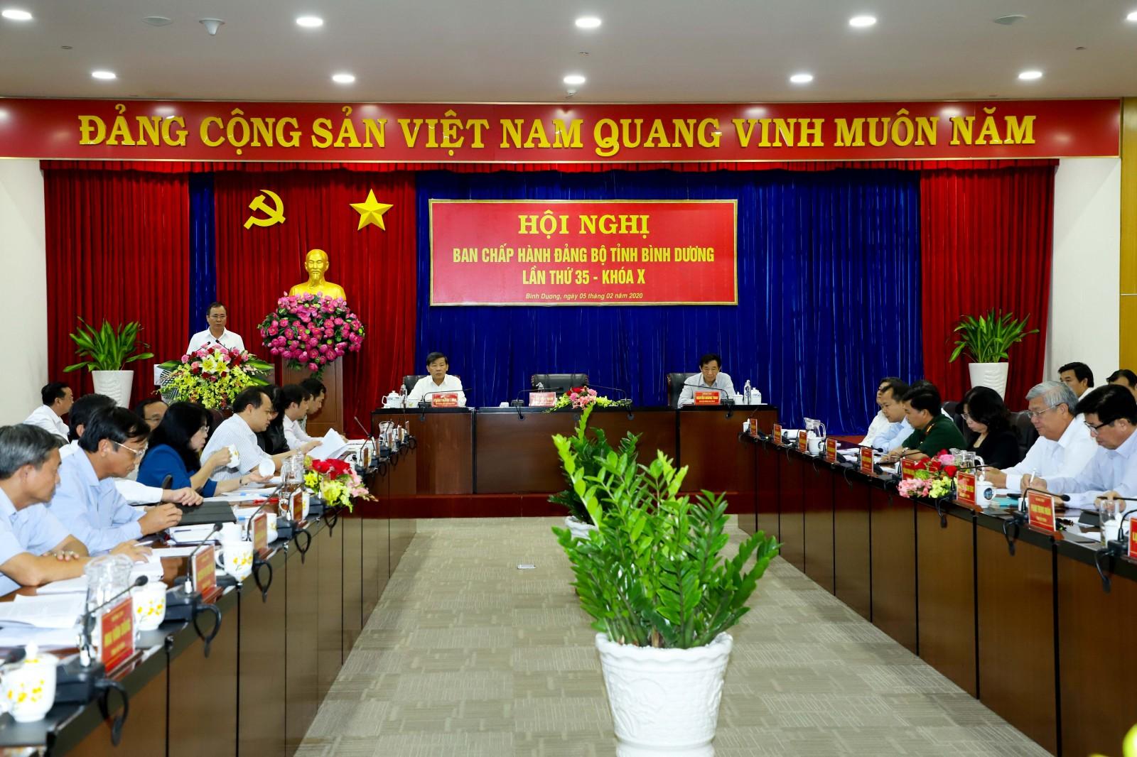Bình Dương Góp ý kiến Dự thảo văn kiện Đại hội Đảng bộ tỉnh lần thứ XI