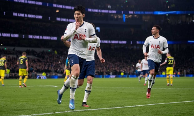 Tottenham nhọc nhằn đi tiếp tại FA Cup