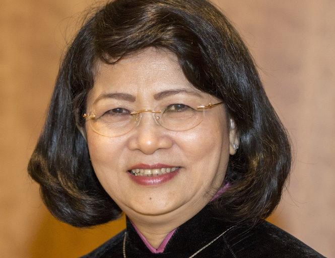 Phó Chủ tịch nước Đặng Thị Ngọc Thịnh thăm chính thức Ấn Độ