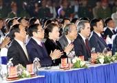 Cầu truyền hình Chương trình Ánh sáng niềm tin kỷ niệm 90 năm Ngày thành lập Đảng Phần 3