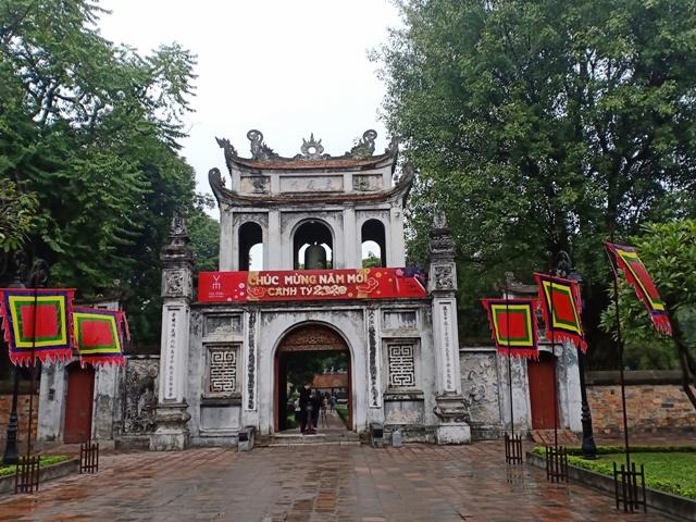 Nhiều di tích, danh thắng trên địa bàn Hà Nội mở cửa trở lại