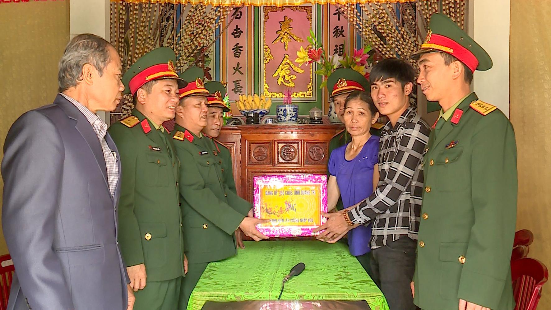 Quảng Trị tuyển chọn 952 công dân thực hiện nghĩa vụ bảo vệ Tổ quốc