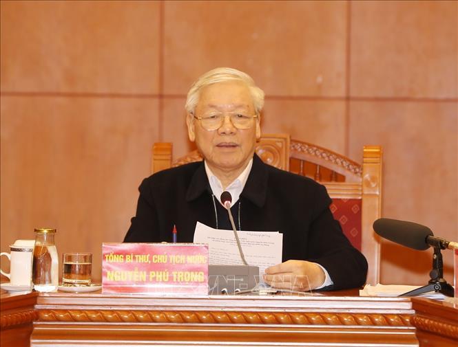 Nâng cao chất lượng các dự thảo văn kiện Đại hội XIII