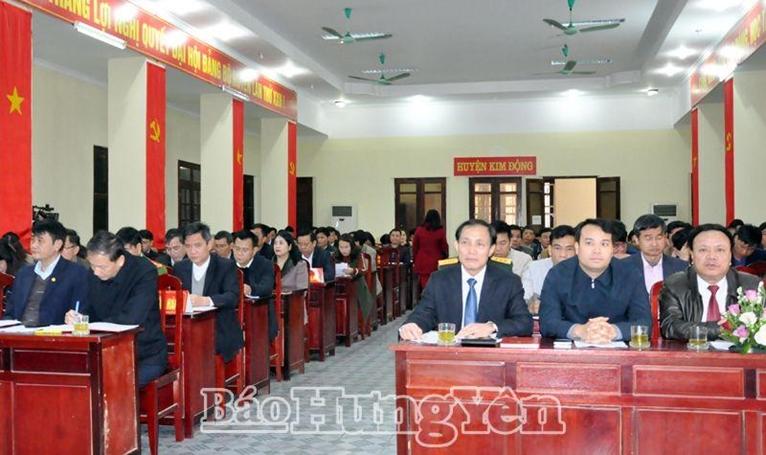 Hưng Yên tích cực triển khai công tác xây dựng Đảng năm 2020