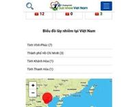 """Ứng dụng """"Sức khỏe Việt Nam"""" hỗ trợ phòng chống dịch bệnh do nCoV"""