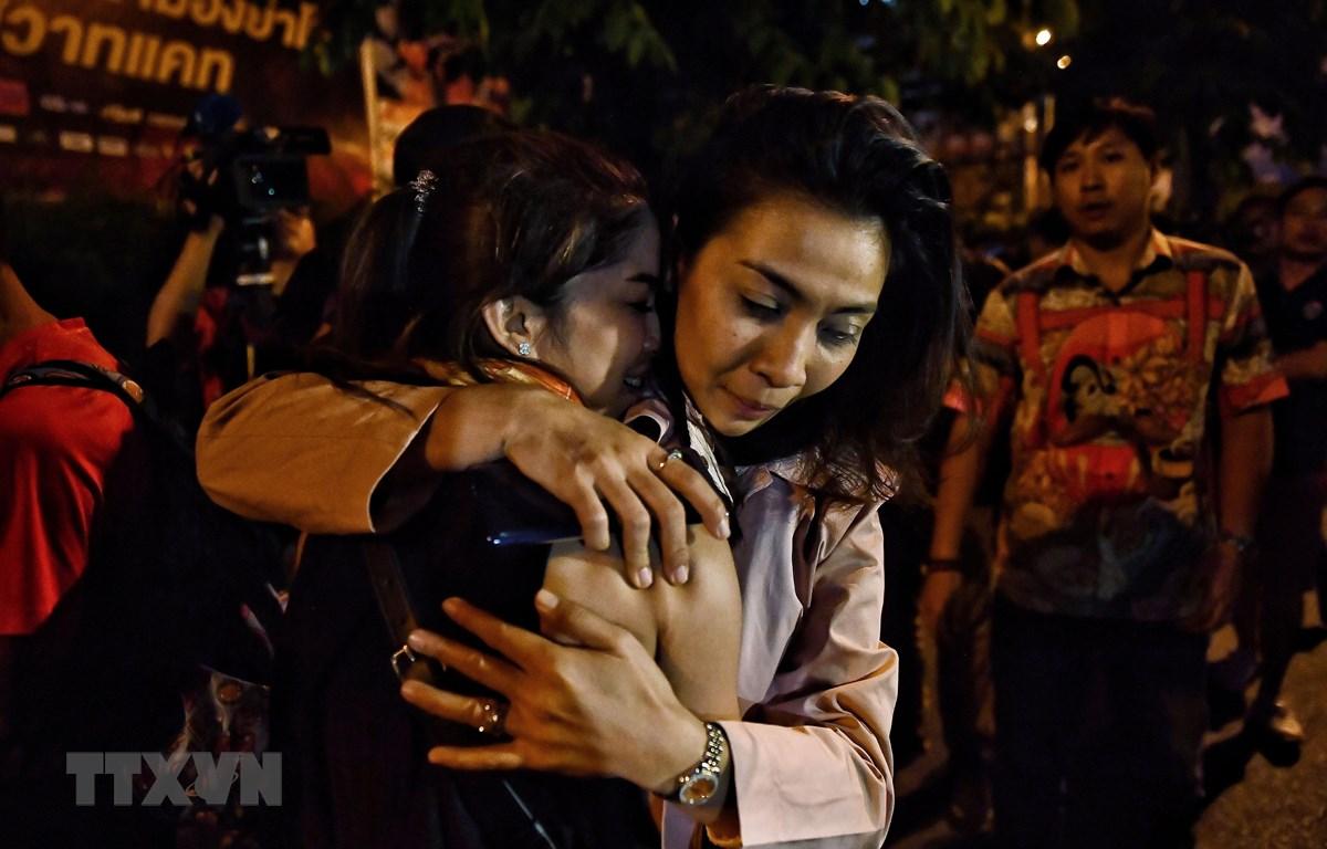 Toàn bộ con tin trong vụ xả súng tại Thái Lan đã được giải cứu