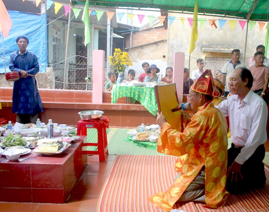 Quảng Nam Ngư dân xã Tam Quang tổ chức Lễ hội cầu ngư