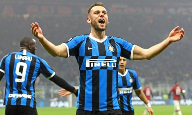 Inter đại thắng derby Milano