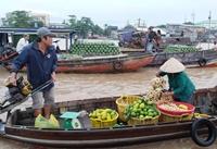 Nông dân Tiền Giang phát triển kinh tế từ mô hình du lịch miệt vườn