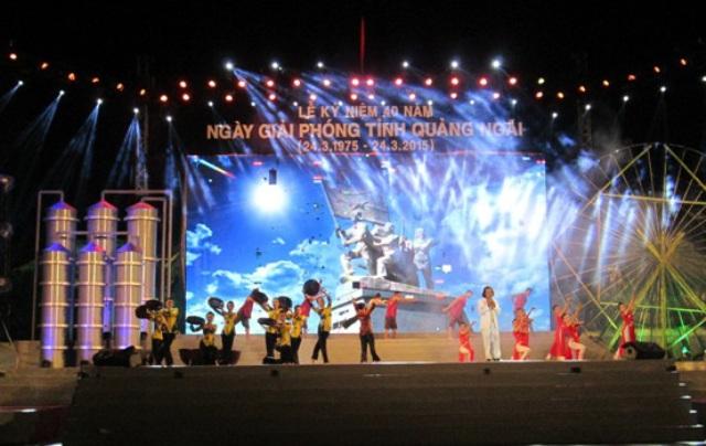 Năm 2020 Quảng Ngãi tổ chức nhiều hoạt động kỷ niệm các ngày lễ lớn