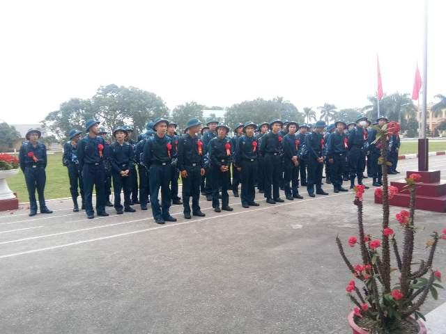 Sư đoàn 363 tiếp nhận chiến sỹ mới nhanh gọn, an toàn, đúng quy đinh