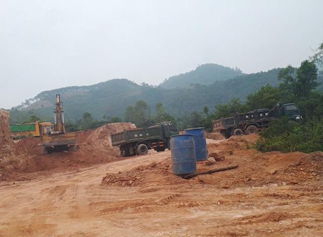 Nhiều sai phạm về quản lý đất đai, khoáng sản tại Phú Thọ