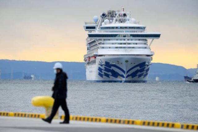 Quảng Ninh tạm dừng hoạt động 40 tàu du lịch tiếp xúc với tàu Diamond Princess