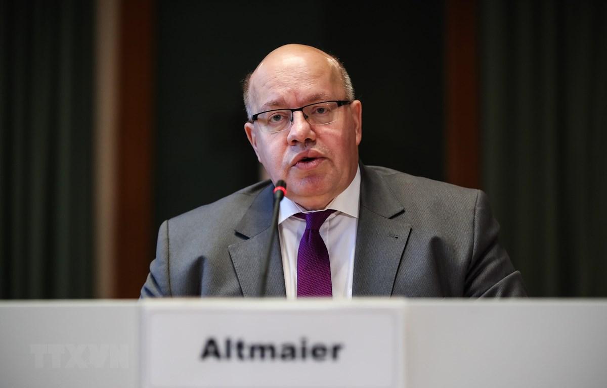 Bộ trưởng Kinh tế Đức EVFTA mở ra tiềm năng to lớn cho doanh nghiệp châu Âu
