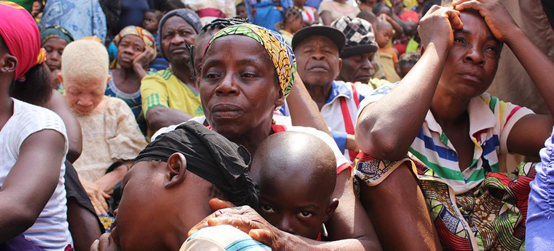 Hàng nghìn người tị nạn Cameroon tràn sang Nigeria