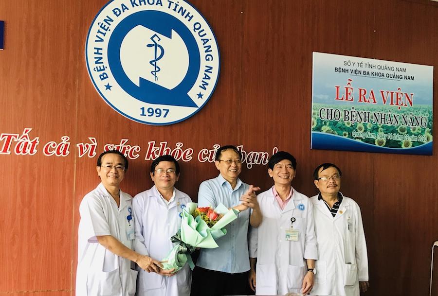 Bệnh nhân ngưng tuần hoàn, ngưng hô hấp được cứu sống