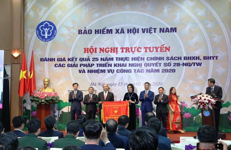 Bảo hiểm xã hội Việt Nam phải xác lập một chiến lược phát triển