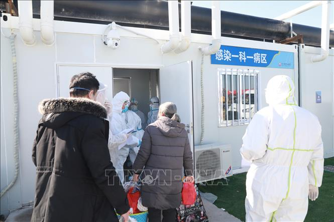Thêm 105 ca tử vong do COVID-19 tại Trung Quốc đại lục