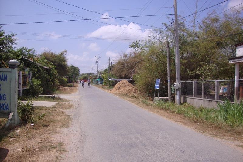 Bến Tre Chuyển biến từ xây dựng nông thôn mới