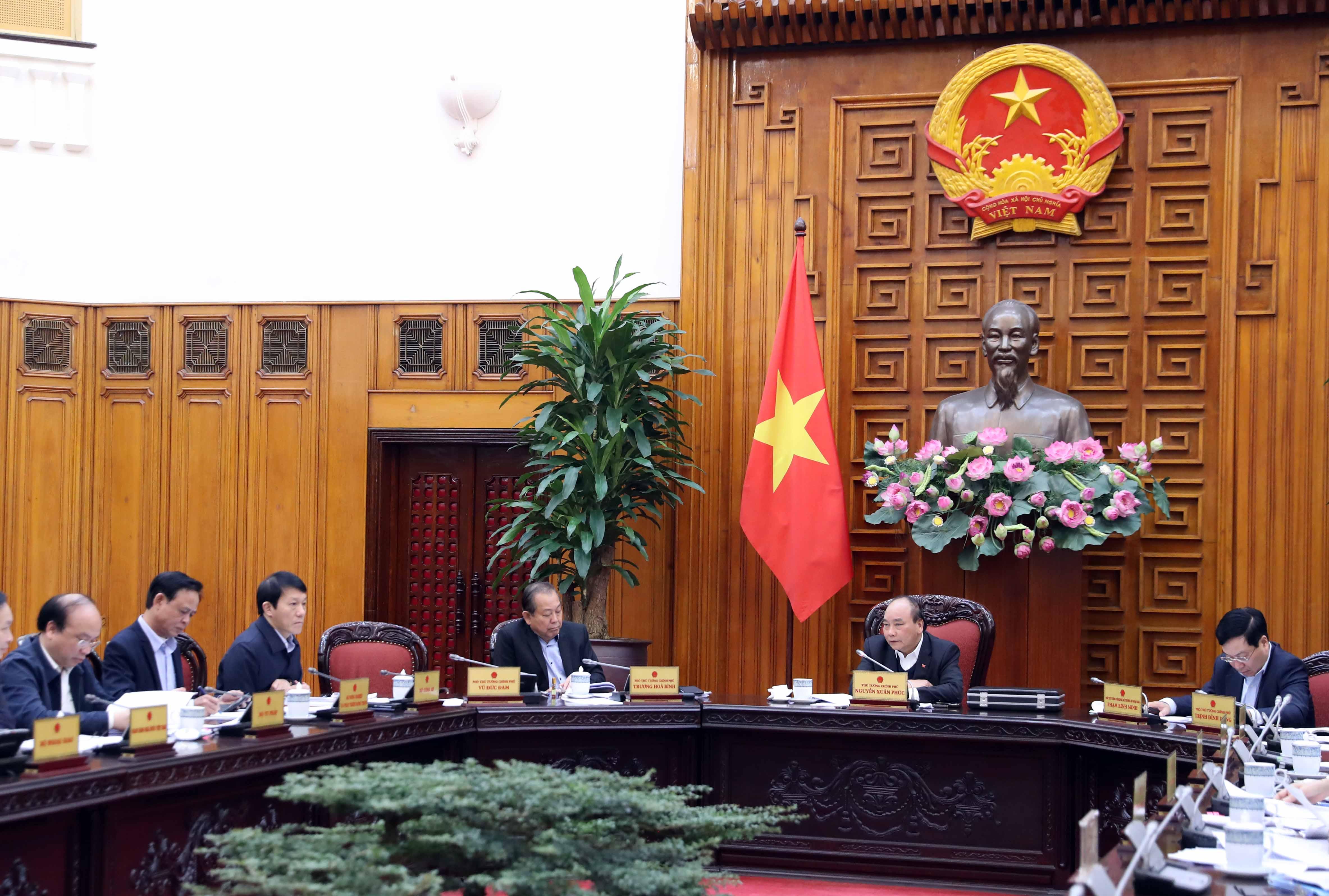 Thủ tướng Nguyễn Xuân Phúc Ngành mía đường tổ chức lại sản xuất để có năng suất tốt hơn