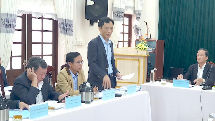 Phú Ninh chuẩn bị chu đáo cho Đại hội Đảng các cấp