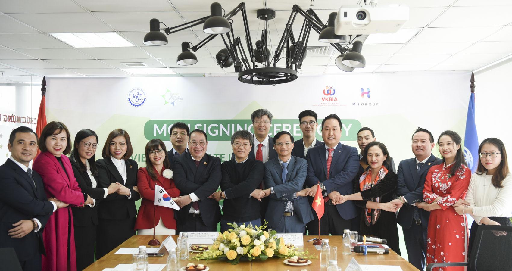Thúc đẩy hợp tác khoa học công nghệ giữa các doanh nghiệp Việt Nam - Hàn Quốc
