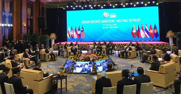 Tuyên bố chung của Bộ trưởng Quốc phòng các nước ASEAN về hợp tác quốc phòng trong ứng phó dịch bệnh