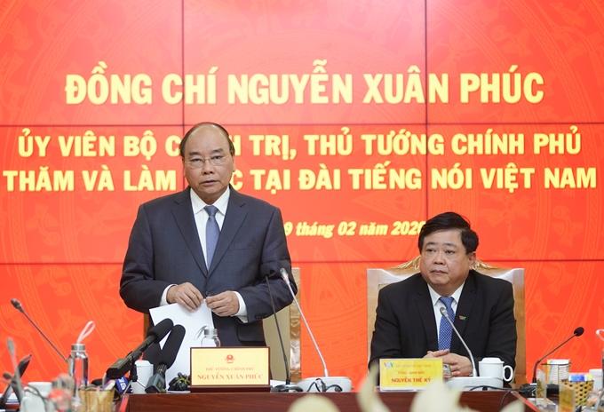 Đài Tiếng nói Việt Nam cần tiếp tục đổi mới, xứng đáng là đài phát thanh quốc gia