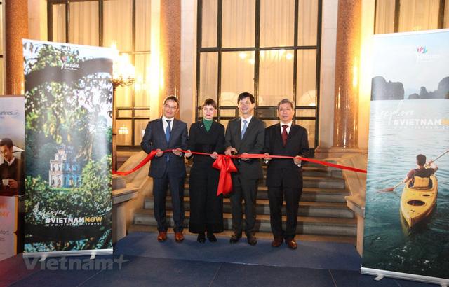 Du lịch Việt Nam hướng tới thị trường Anh nhiều tiềm năng