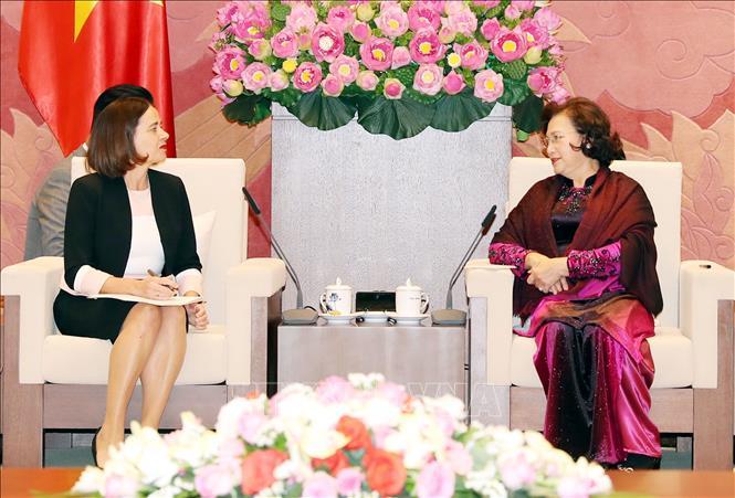 Tiếp tục làm sâu sắc hơn nữa hợp tác Việt Nam - Australia