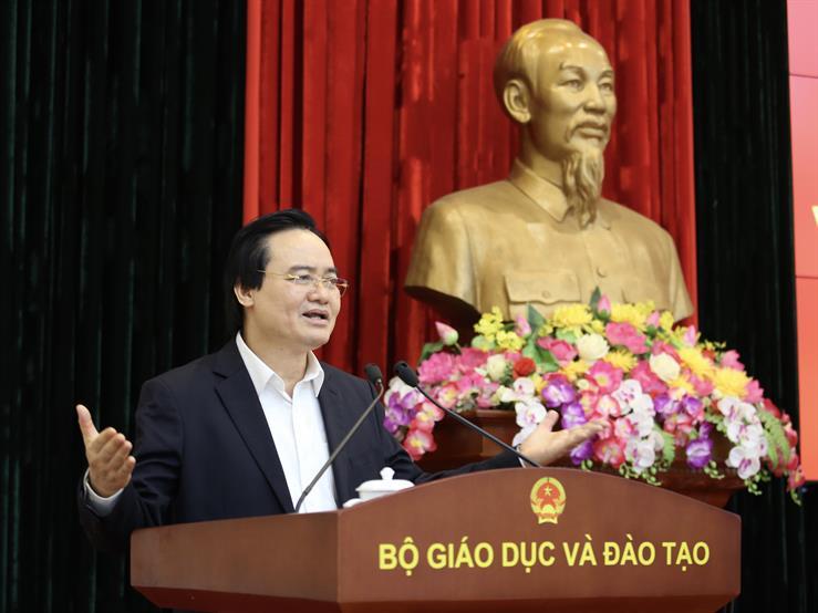 Chuẩn bị tốt văn kiện và nhân sự cho Đại hội Đảng bộ Bộ GD ĐT khóa VII, nhiệm kỳ 2020-2025