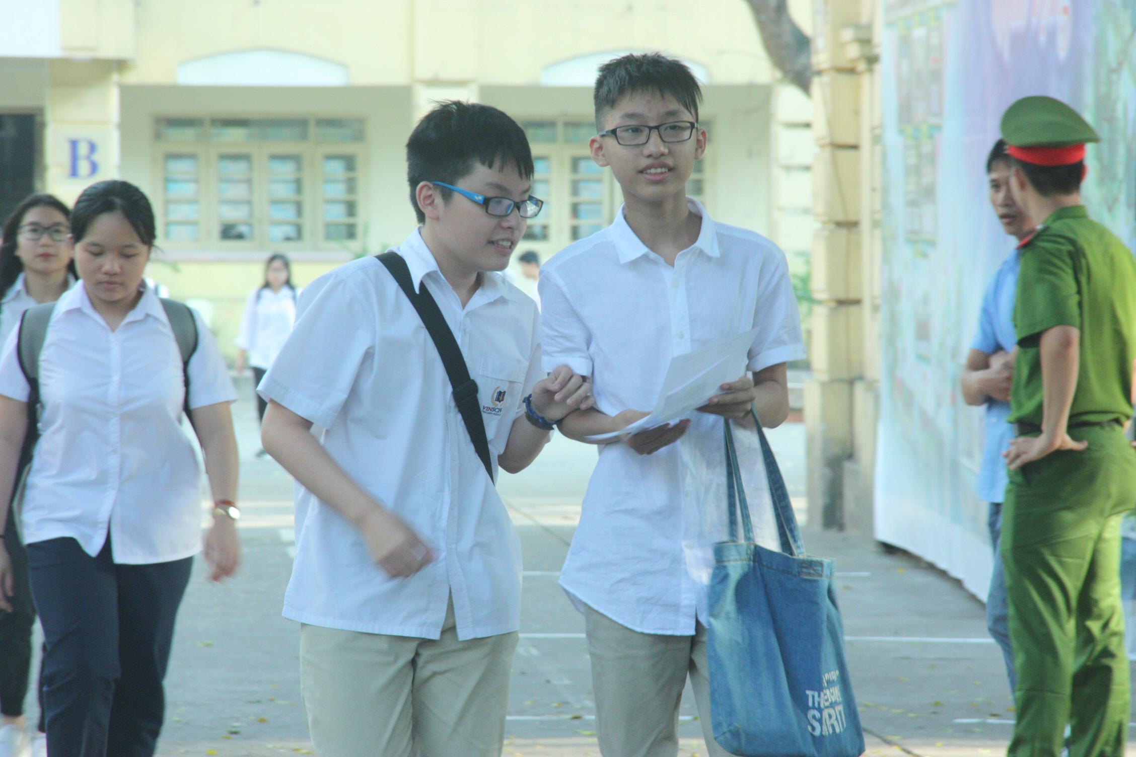Hà Nội dự kiến tuyển 62 học sinh vào lớp 10 trường công năm học 2020 - 2021