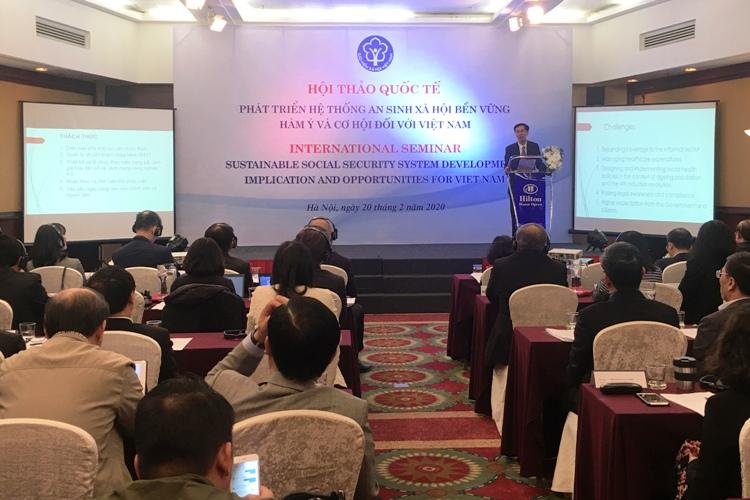 Phát triển hệ thống an sinh xã hội bền vững - Hàm ý và cơ hội đối với Việt Nam
