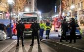 Xả súng tại Đức khiến ít nhất 8 người thiệt mạng